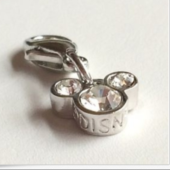a06ee33e3 Disney Jewelry | Austrian Crystal Mickey Mouse Ears Charm | Poshmark
